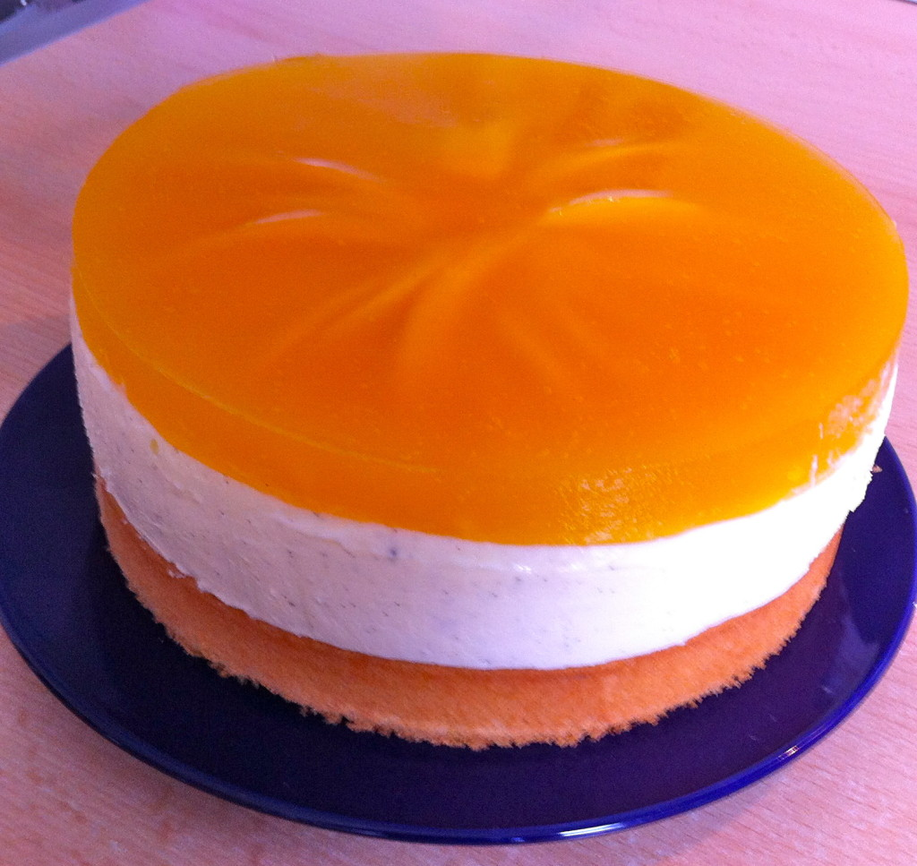 Kleine Torten Teil 2 Mango Joghurt Torte Back O Fant
