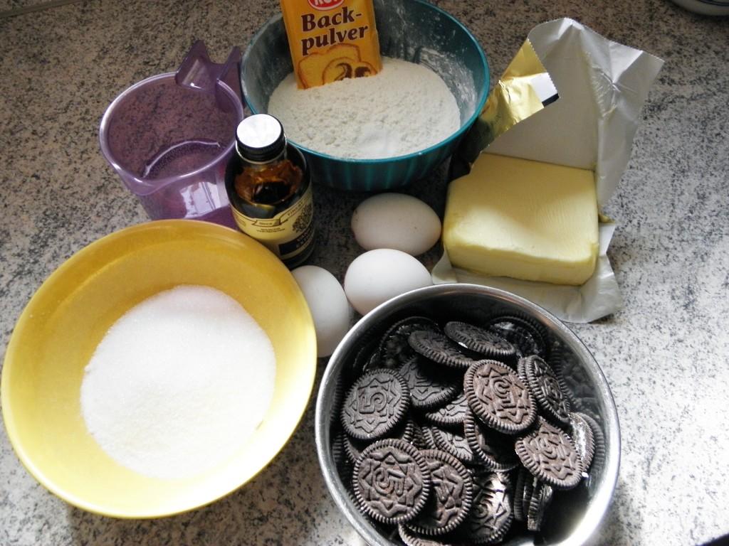 Oreo Cupcake 3