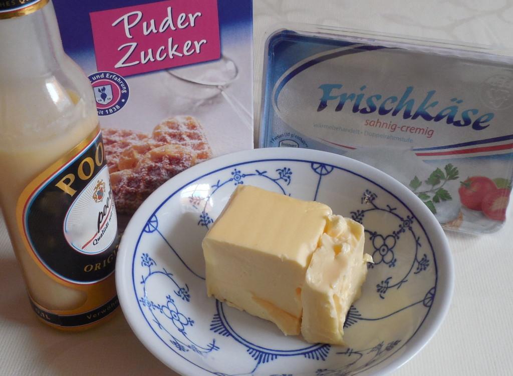 Mohn-EL-Cupcake-Zutaten-Creme